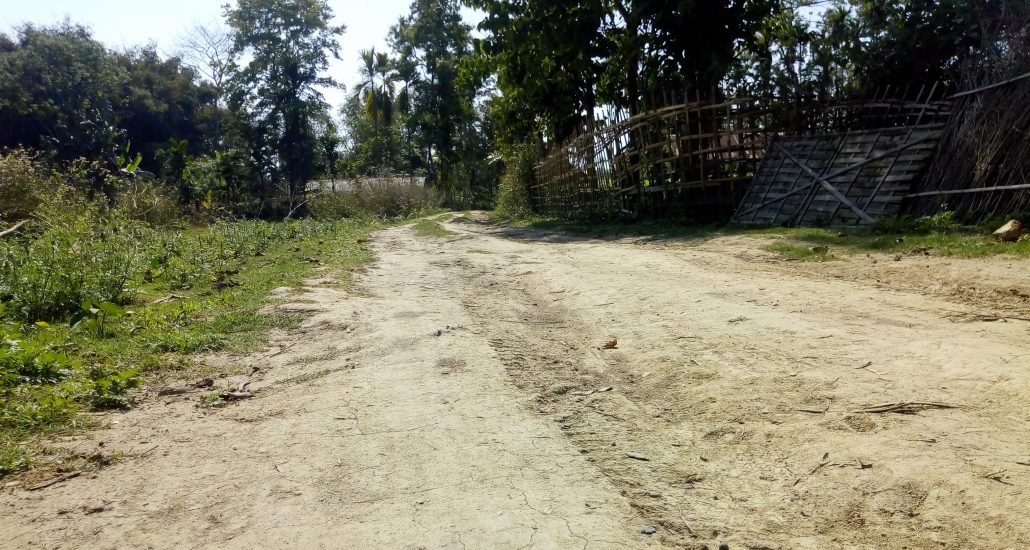 Dibrugarh old age home doing yeomen service thwarted by road conditions 1
