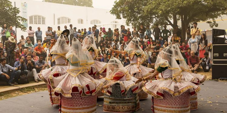 Dance from Manipur