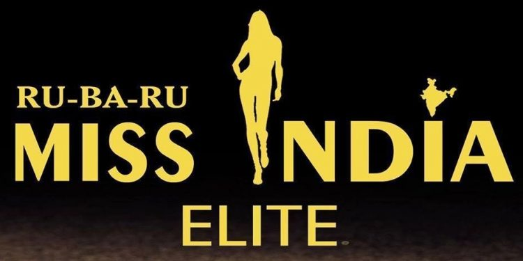 Rubaru Miss India Elite Image Credit: thegreatpageantcommunity.com