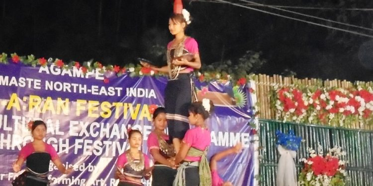 Cultural programme being performed at the event. Image: Northeast Now