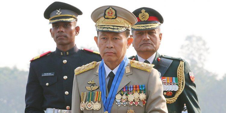 Vice Senior General Soe Win