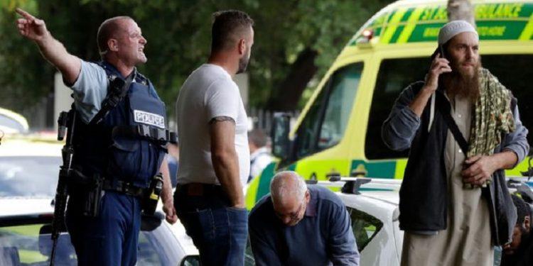 New Zealand mosque shooting Image Credit: usatoday.com