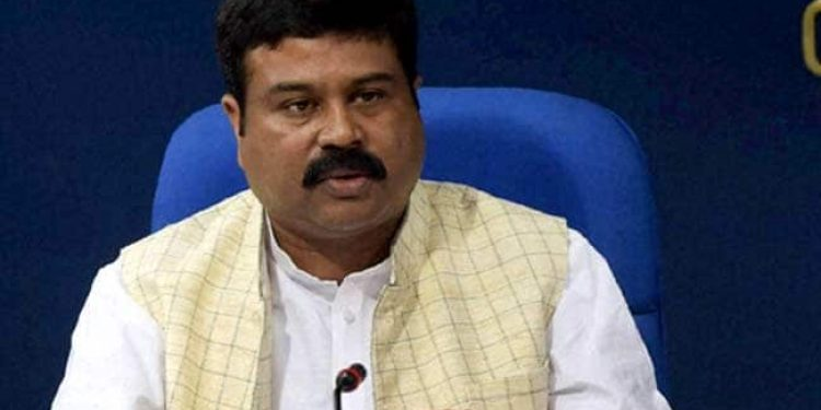 Union petroleum and natural gas minister  Pradhan (File image)