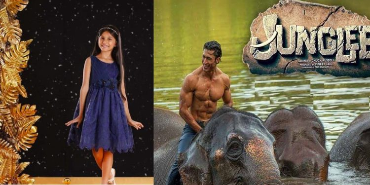 Assamese child actor Orgha (left) has recently acted in an award-winning Sri Lankan film while Suman Adhikary from Assam has scripted the dialogue for upcoming Bollywood film Junglee (right)