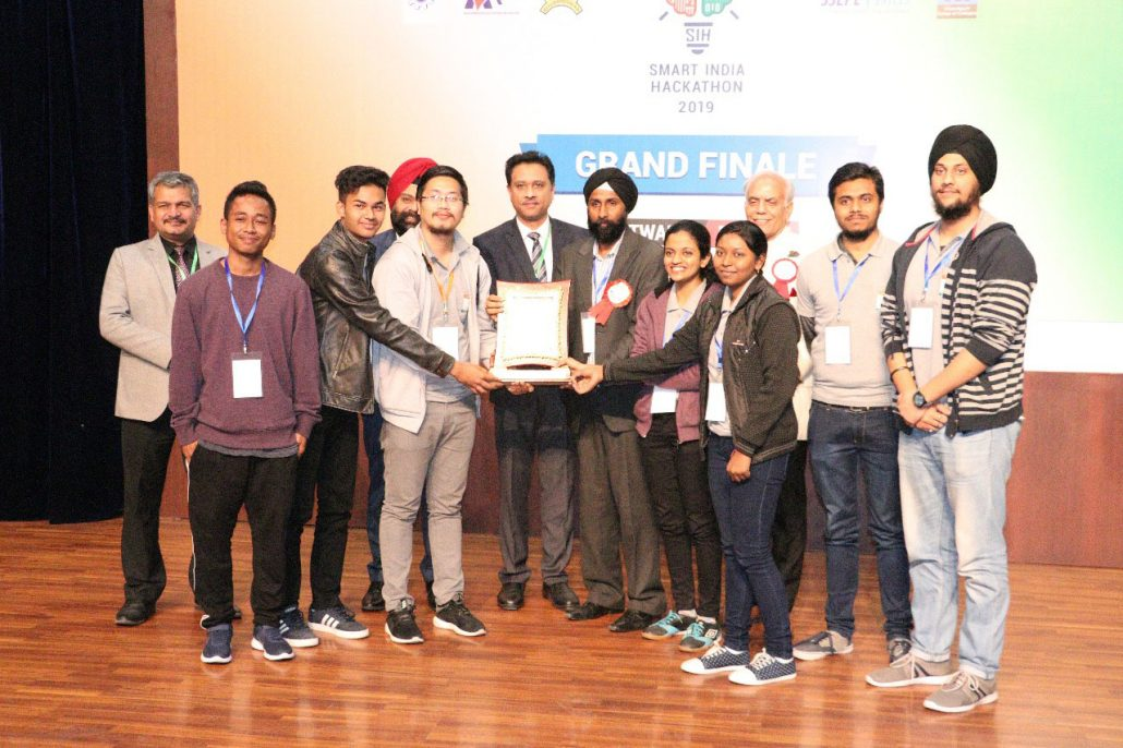 Assam team shines at Smart India Hackathon 3