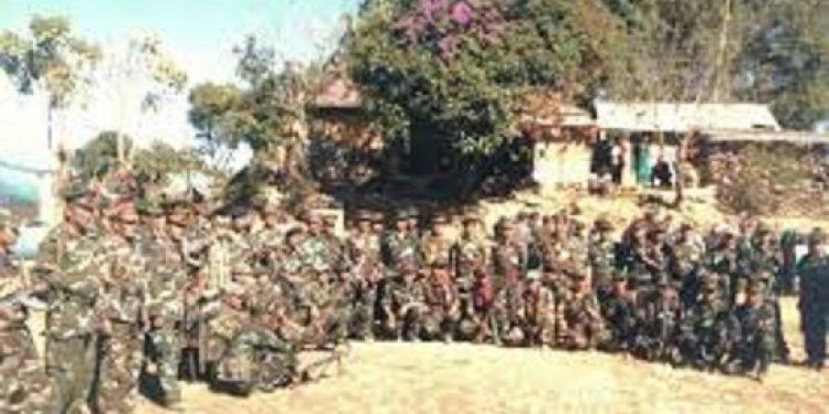 nscn camp in myanmar