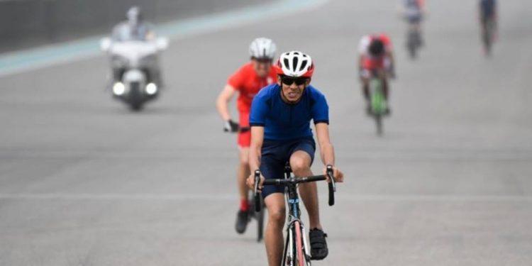 paracyclist