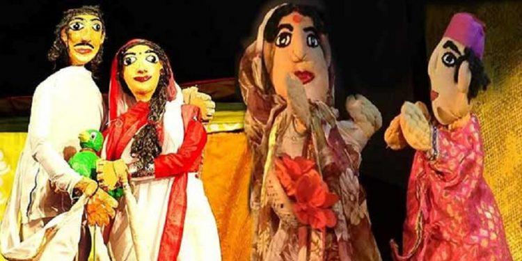 Puppet dance of Assam Image Credit: northeastindia24