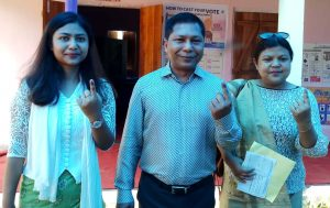 Chief ministers across Northeast cast vote in Phase 1 of LS polls 2