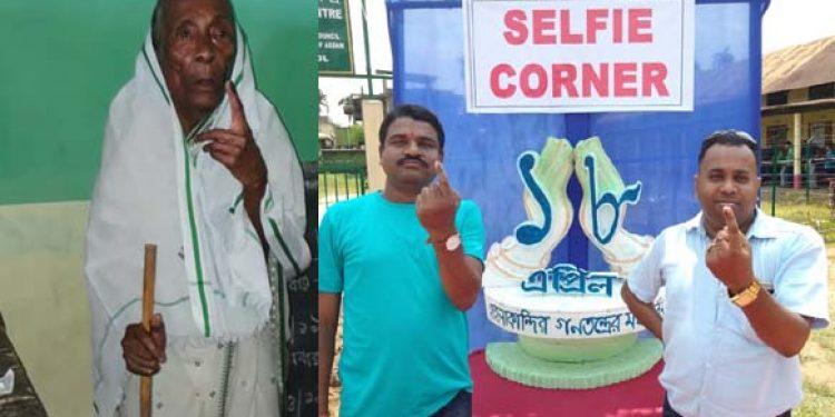 Voting in Hailakandi