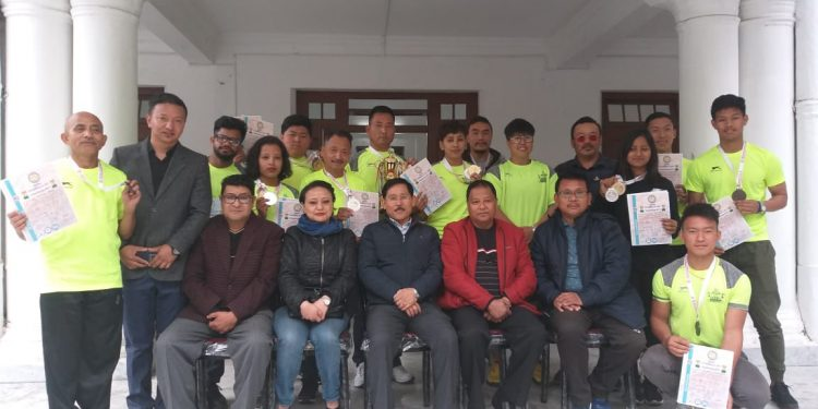 Sikkim Strength Lifting Association