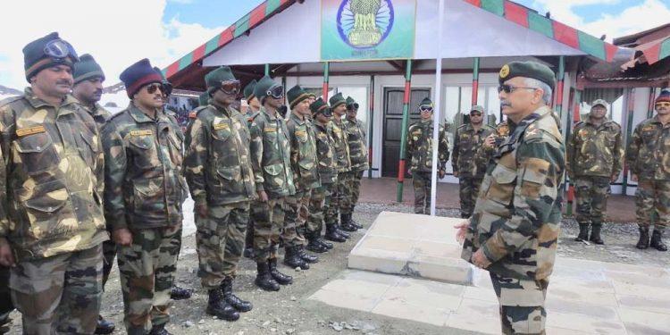 Lt Gen M. M. Naravane