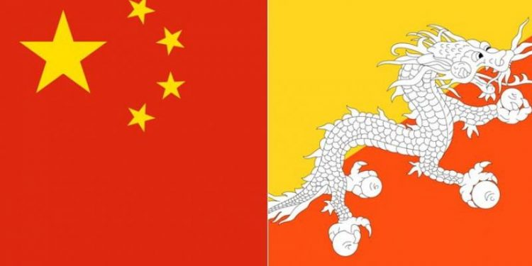 Bhutan-and-China