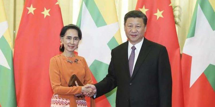 China-Myanmar