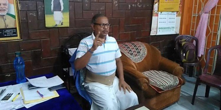 Dilip Kumar Paul