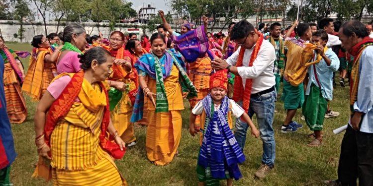 Rongjali Bwisagu celebrated in Kokrajhar with abundant joy and fervour