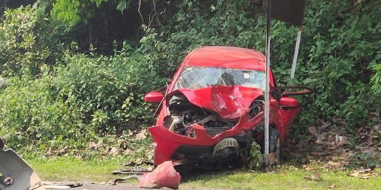 Assam: Renowned Sivasagar doctor, wife perish in car mishap 1