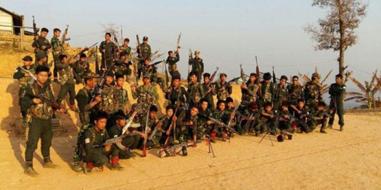 Kuki National Army