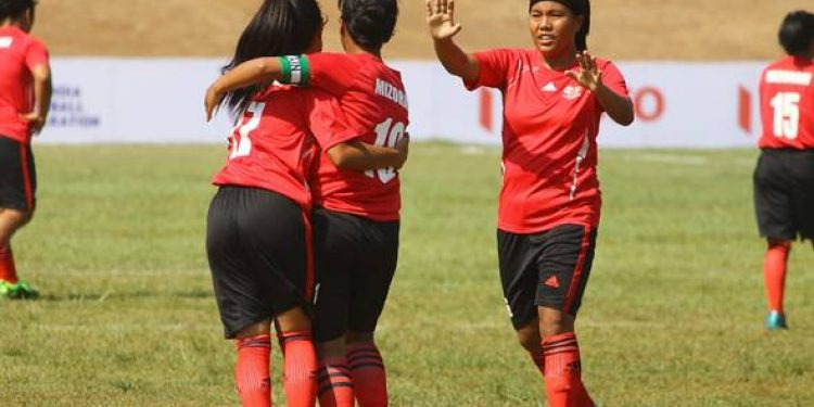 In group H, Mizoram picked up three points in their opening clash against Punjab, scoring 9 goals.