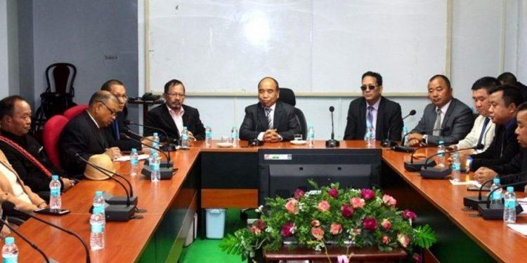 Mizoram cabinet