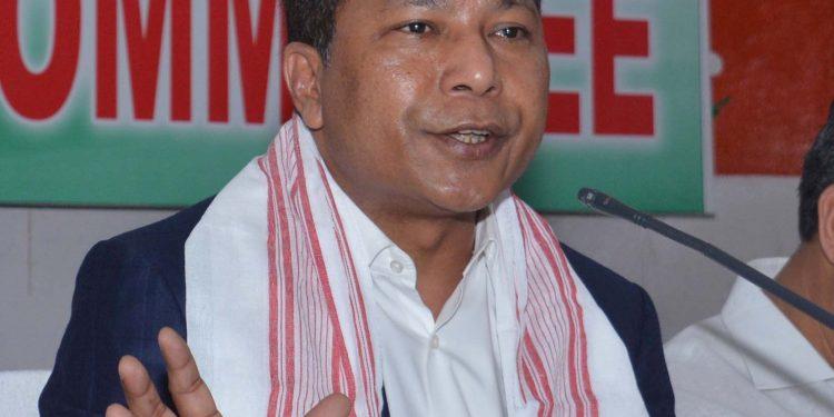 Mukul Sangma