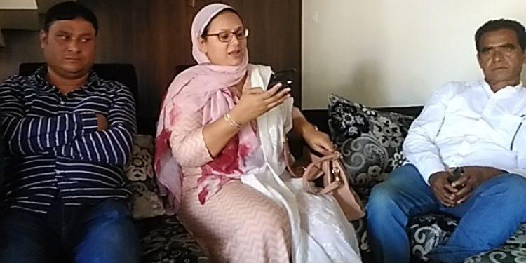 Nazia Yasmin Mazumder