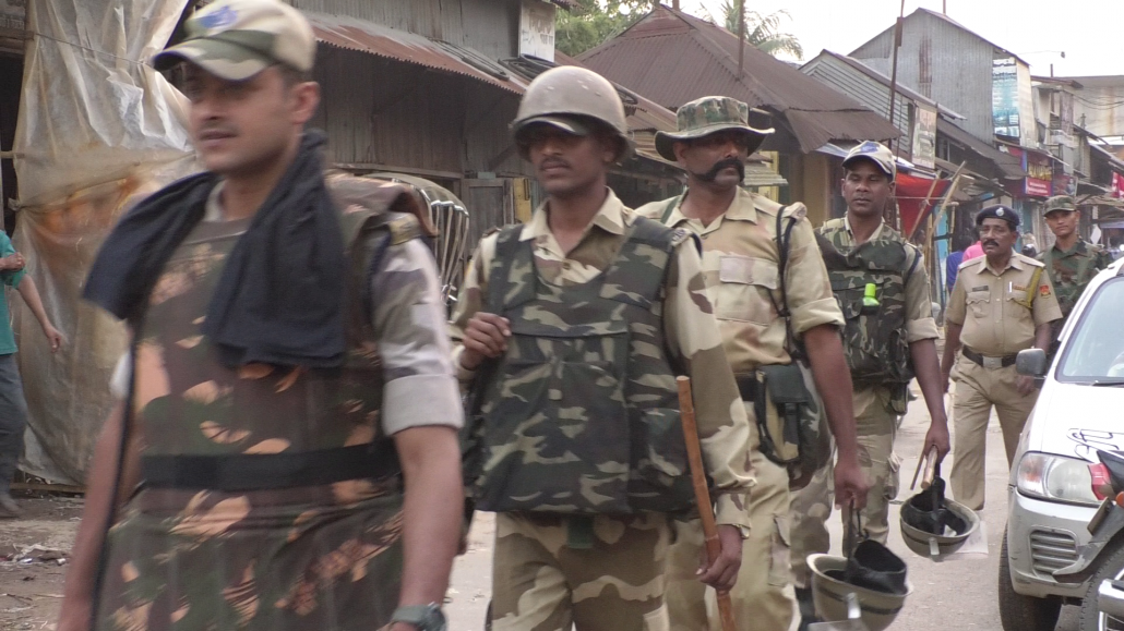 Border sealed for peaceful polling in West Tripura LS constituency: SP 4