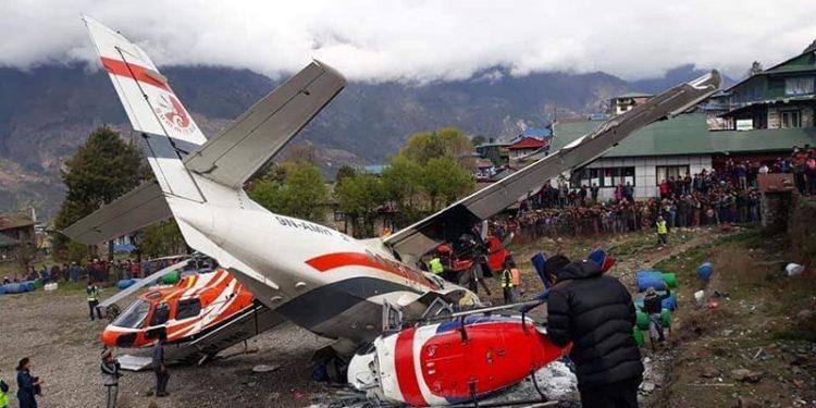 Summit Air Crash