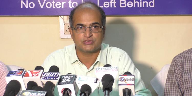 Tripura CEO Sriram Tarani Kant