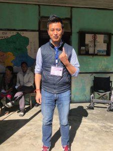 bhaichung vote