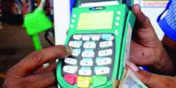 cashless fuel payment