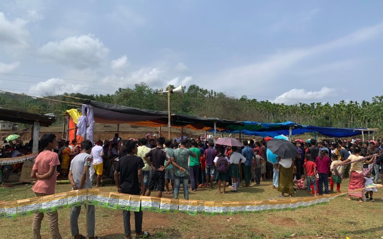 Conrad rallies in Rongrong Aberam as part of NPP's full swing Meghalaya campaign 1
