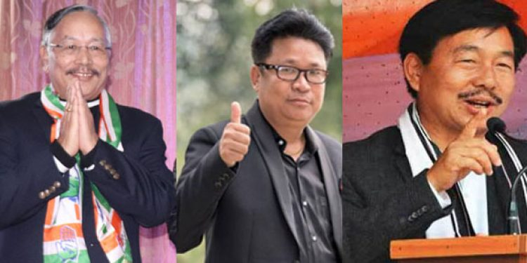 Arunachal East candidates