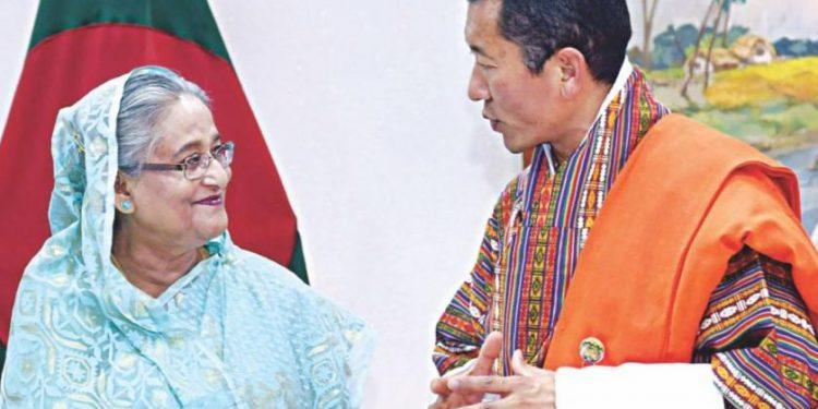 hasina tshering