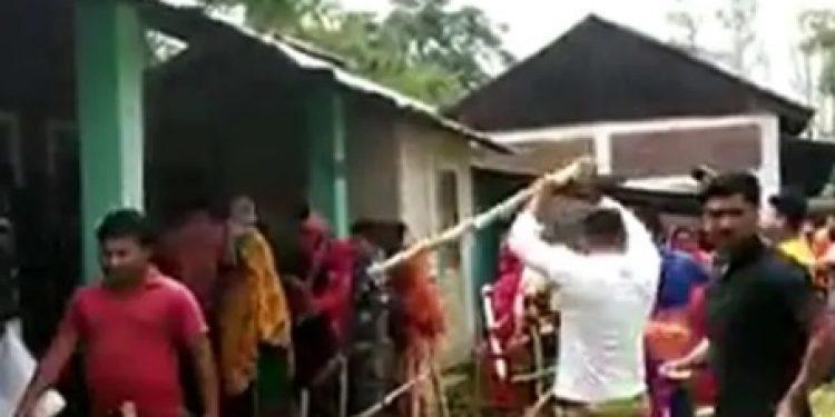 manipur poll violence