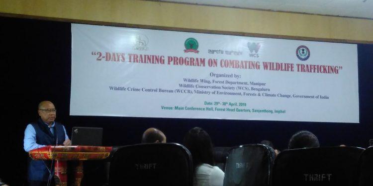 manipur wildlife trafficking
