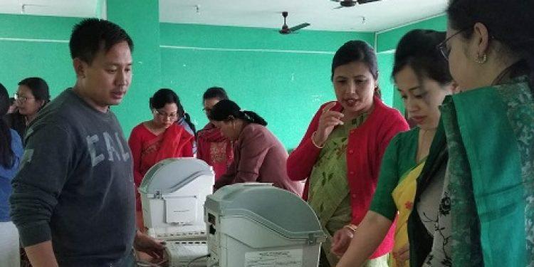 manipur women training
