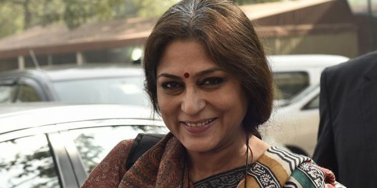 Roopa Ganguly Image Credit: Hindustan Times