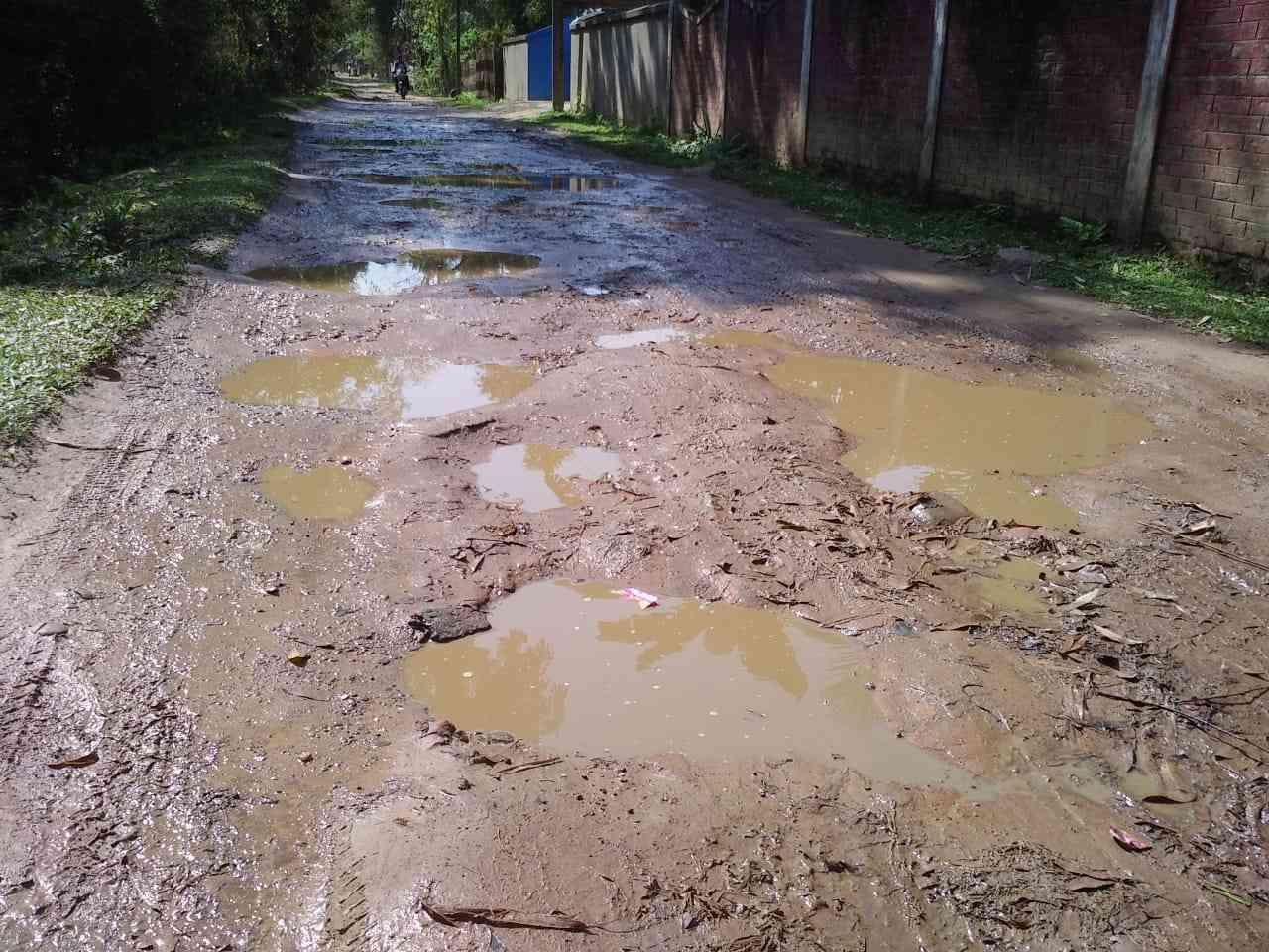 Assam: Village near Jorhat boycotts Lok Sabha election 1