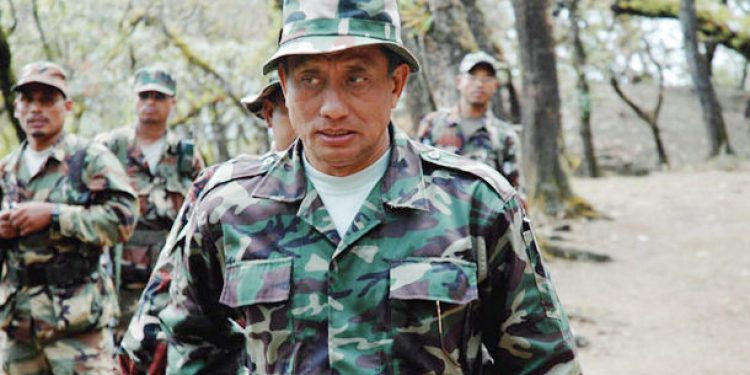 Meghen refuses talks, insists on plebiscite 1