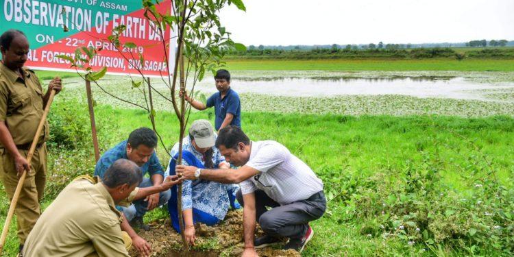 sivasagar earth day
