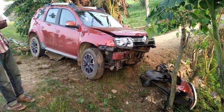 subasana accident