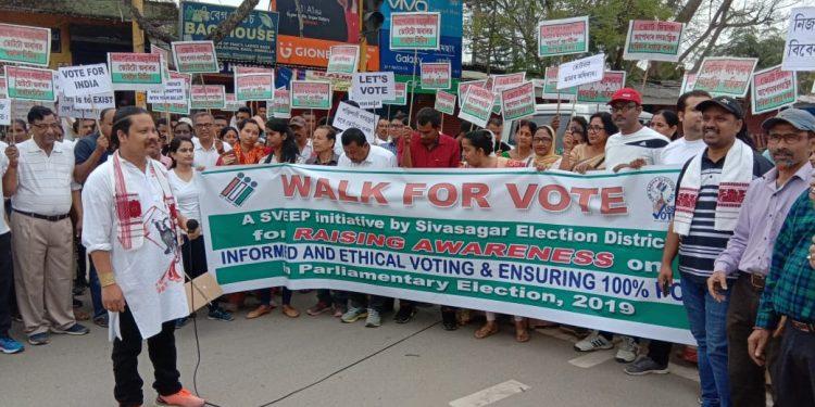 vote rally