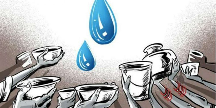 Illegal bore-wells leave tribal Khasis thirsty 1