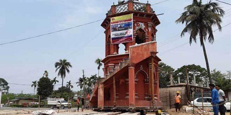 Mosque of Puranigudam, Nagaon Image Credit: InsideNE