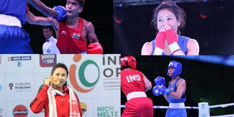 Northeast boxers