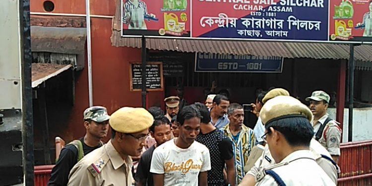20 Bangladeshi nationals were sent back to Bangladesh from Sutarkandi border check point in Karimganj district.