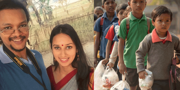 A Guwahati school that charges plastic wastes as fees 1