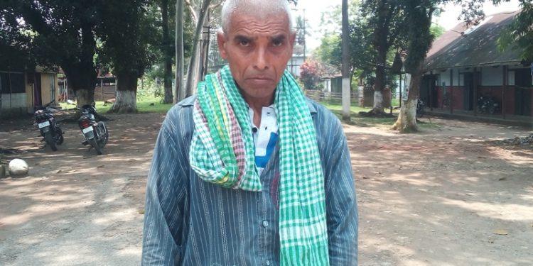 Bangladeshi national Azbhar Peada