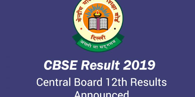 CBSE declares Class 12 result 1